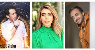 أشهر 5 مؤثرين سعوديين على مواقع التواصل