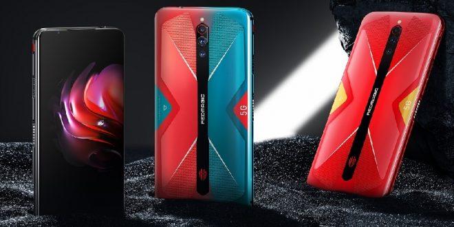 مواصفات هاتف Red Magic 5G