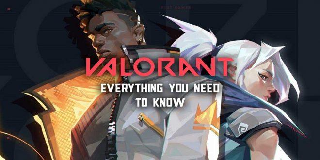 لعبة Valorant تنطلق مجانًا لكل دول العالم