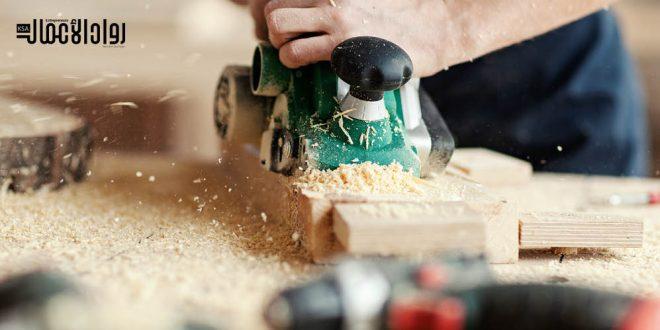 كيف تبدأ مشروع تدوير نشارة الخشب من الصفر؟