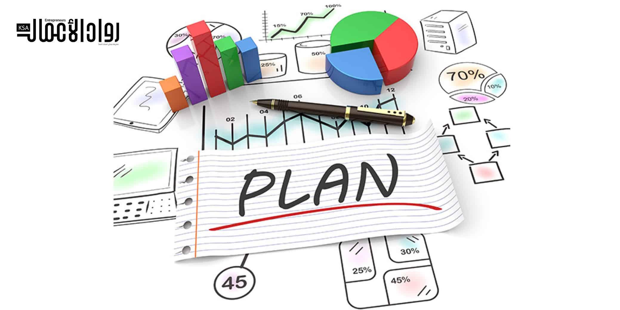 الخطة المضمونة لشركتك