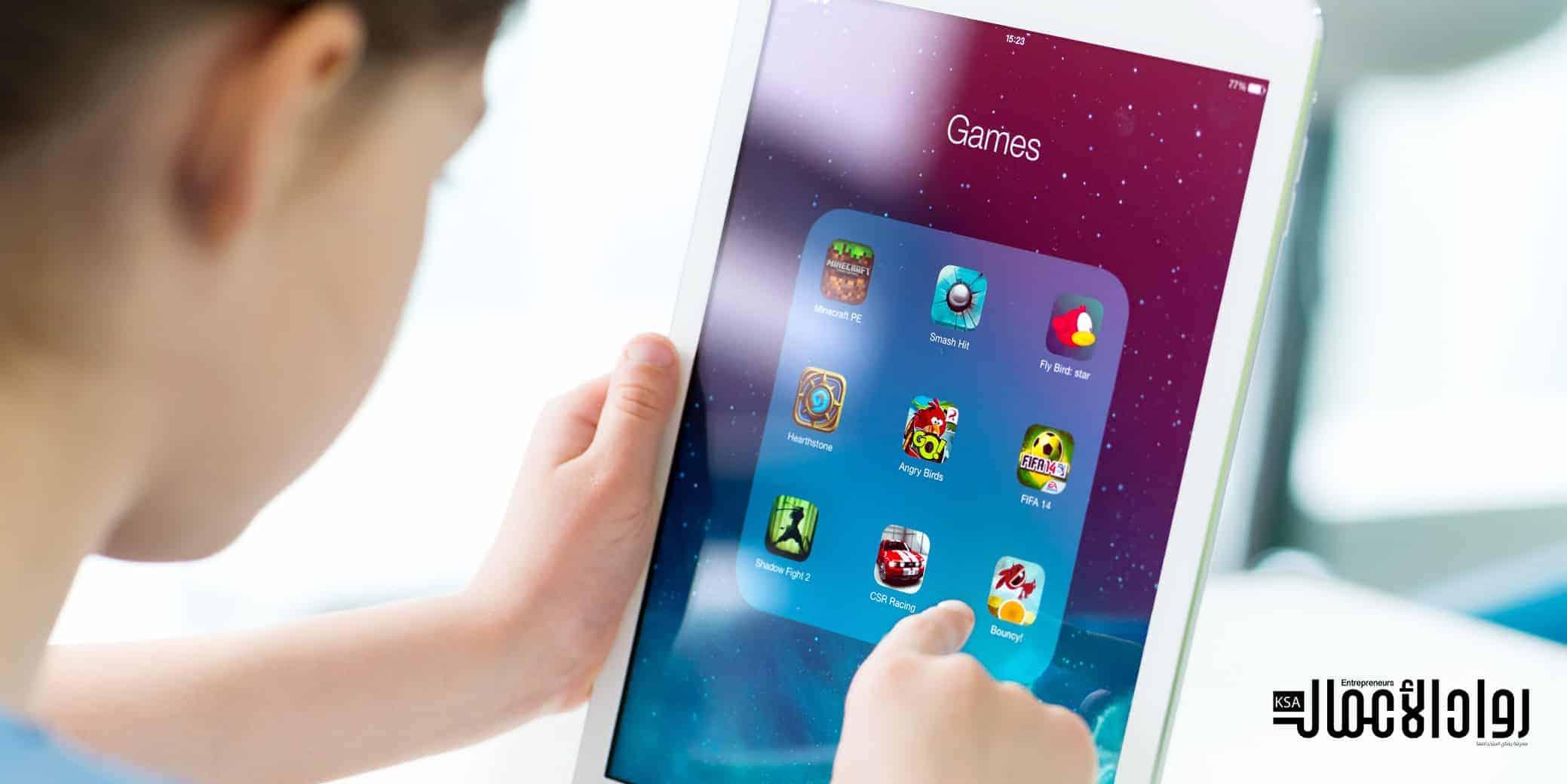 مستقبل تطبيقات الألعاب الإلكترونية