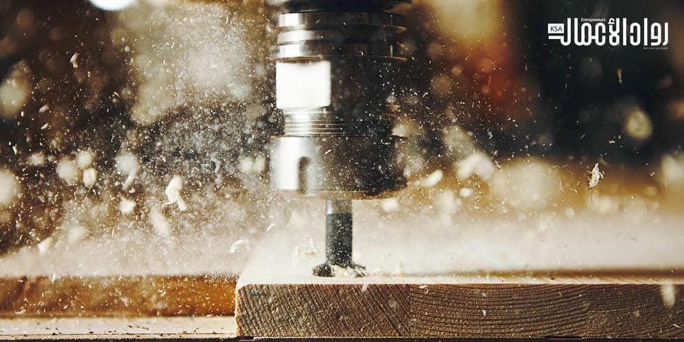 مشروع صناعة الخشب البلاستيكي