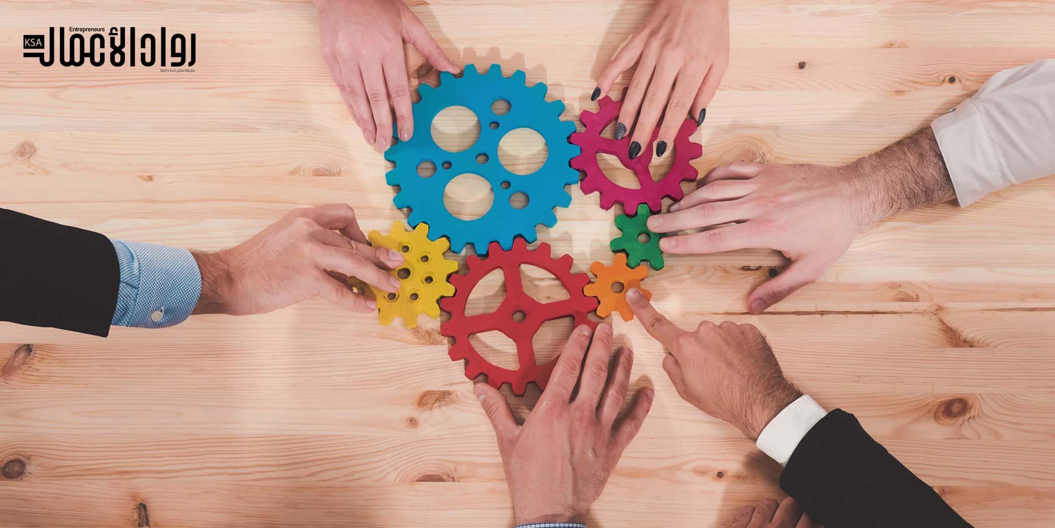 خطوات للإبداع في المؤسسات