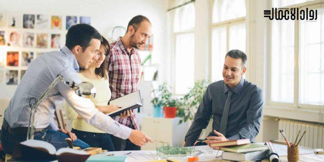 خدمات تعزز قوة رواد الأعمال