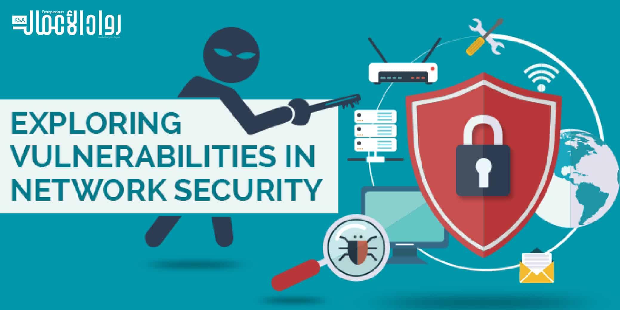 الثغرات الأمنية في الشركات العالمية