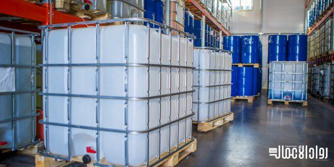 إنتاج الحاويات البلاستيكية