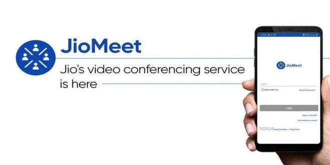 تطبيق JioMeet.. النسخة الزرقاء المجانية من Zoom