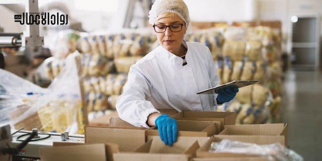دراسة جدوى مشروع توزيع المواد الغذائية