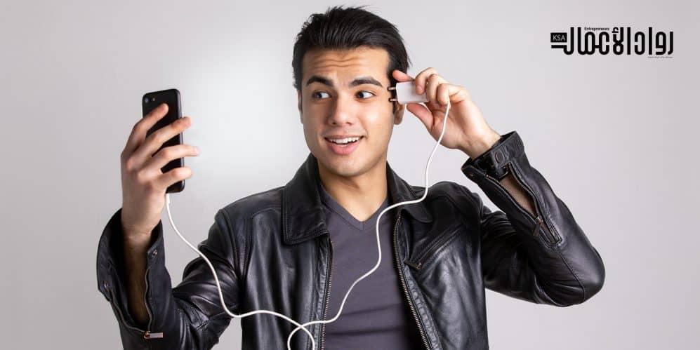 بطارية هاتفك