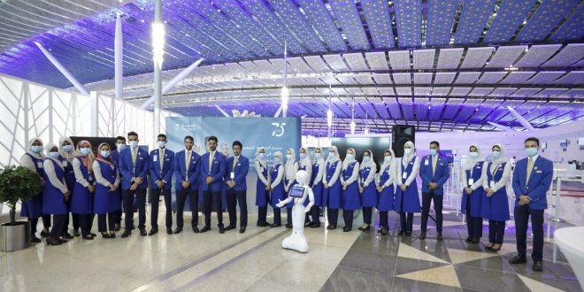 """الخطوط السعودية تدشن مبادرة """"سفراء السعودية"""" للارتقاء بخدمات المطارات"""