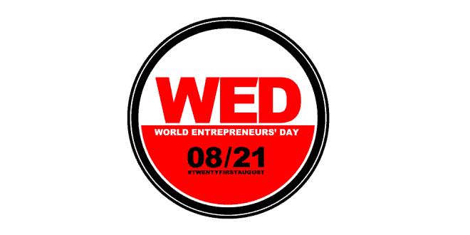 اليوم العالمي لرواد الأعمال