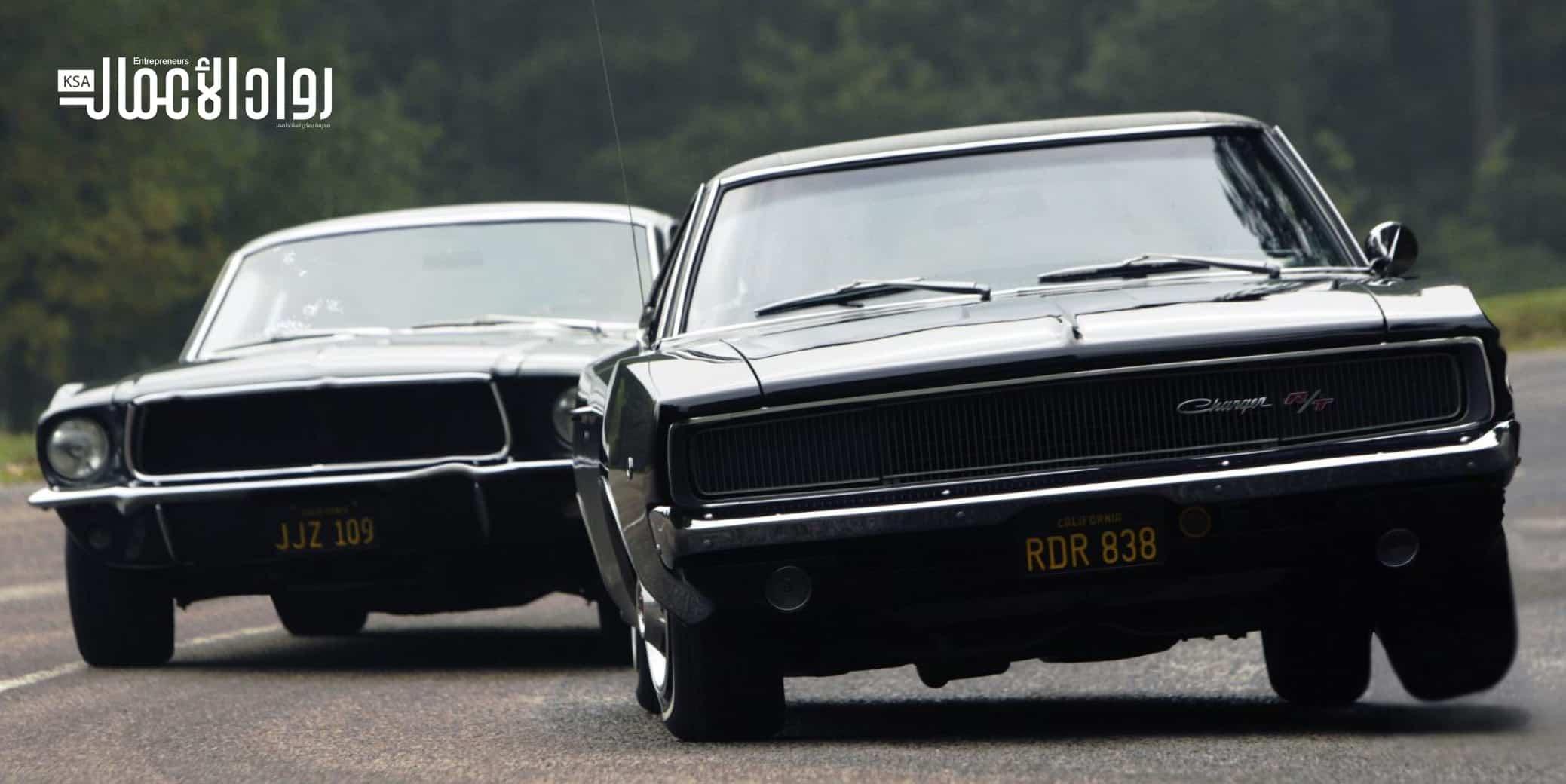 سيارات ظهرت في أفلام هوليوود