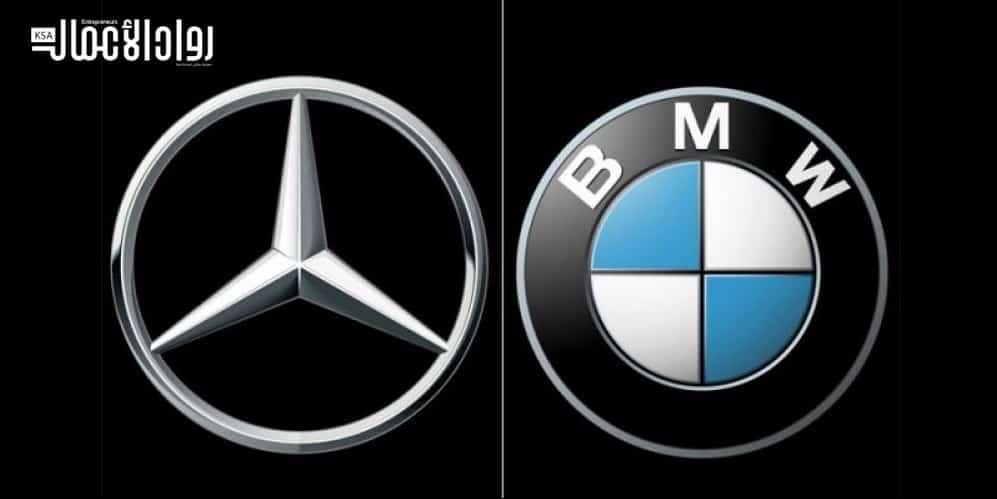 """رفاهية وأمان.. الفرق بين سيارتي """"مرسيدس"""" و""""بي إم دبليو"""""""