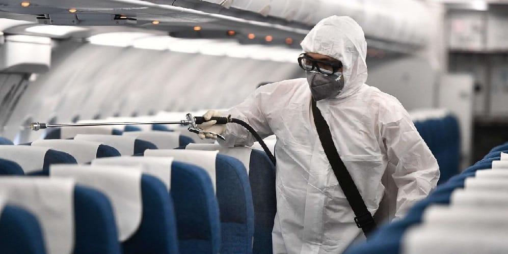إنتاج وحدات تعقيم الطائرات محليًا وضمان السلامة