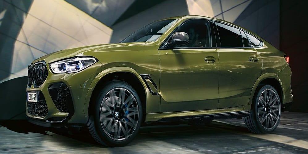 سيارة BMW X6.. رحلة في عالم الرفاهية