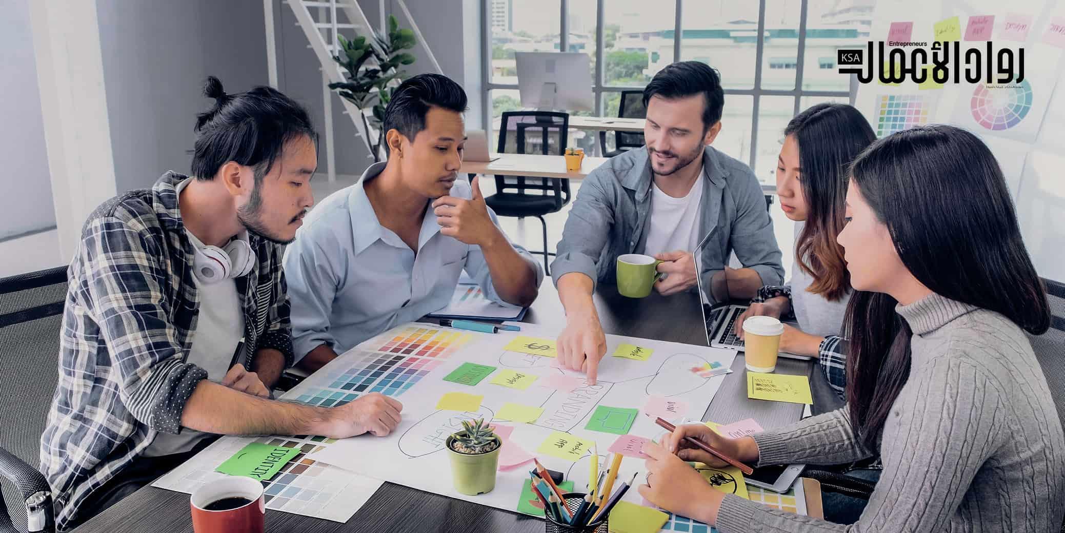 ريادة الأعمال وصنع الوظائف