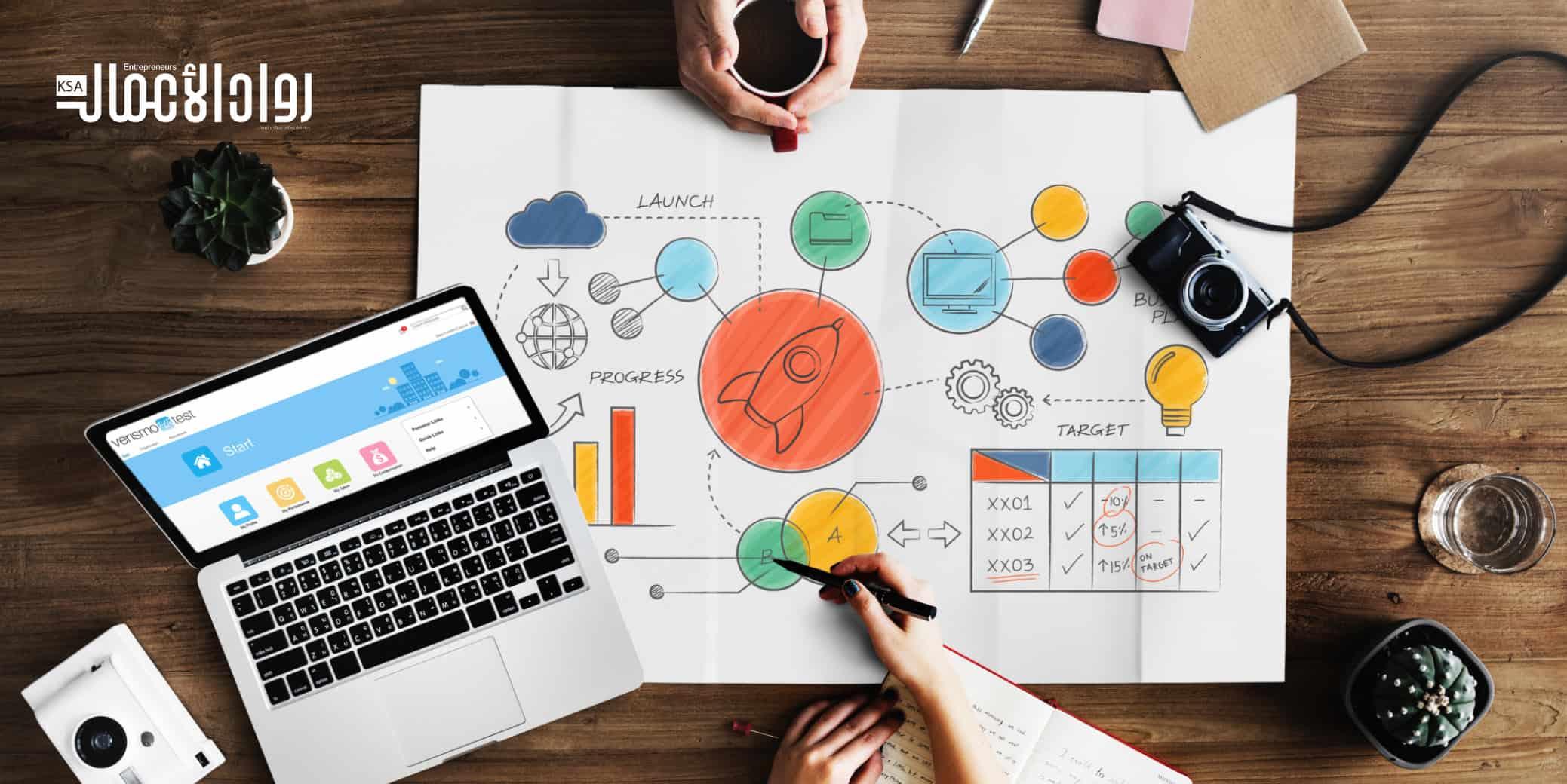المناصب الإدارية في المشاريع الناشئة