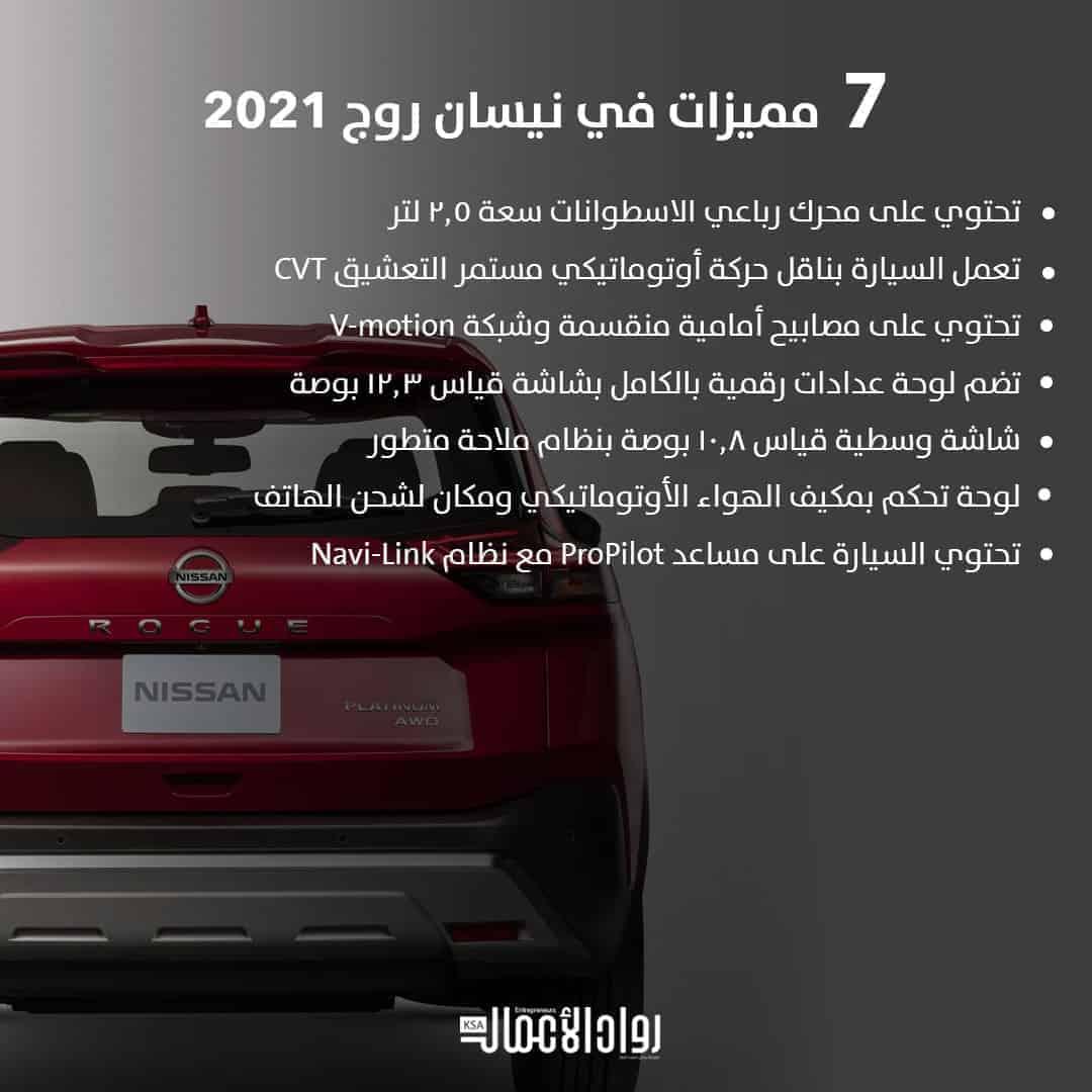 نيسان روج 2021