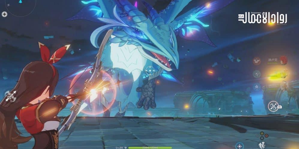 مواصفات لعبة Genshin Impact