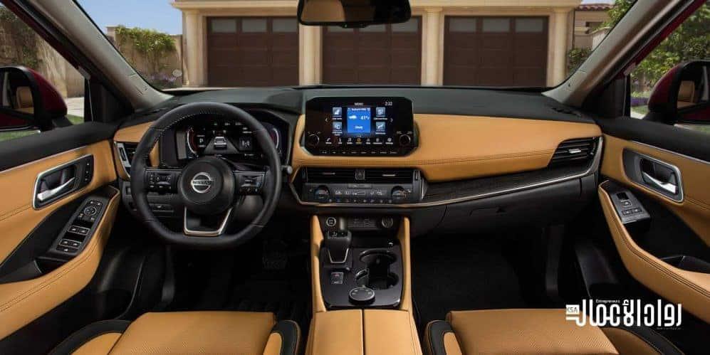 مميزات سيارة نيسان روج 2021.. رفاهية لعُشاق الدفع الرباعي