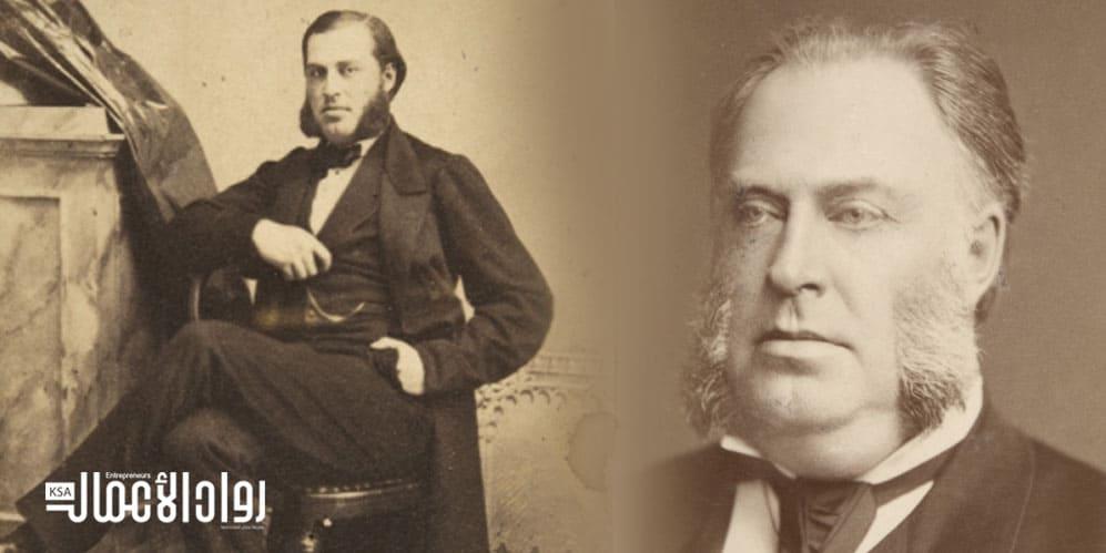 فريدريك إيدستام.. مؤسس نوكيا