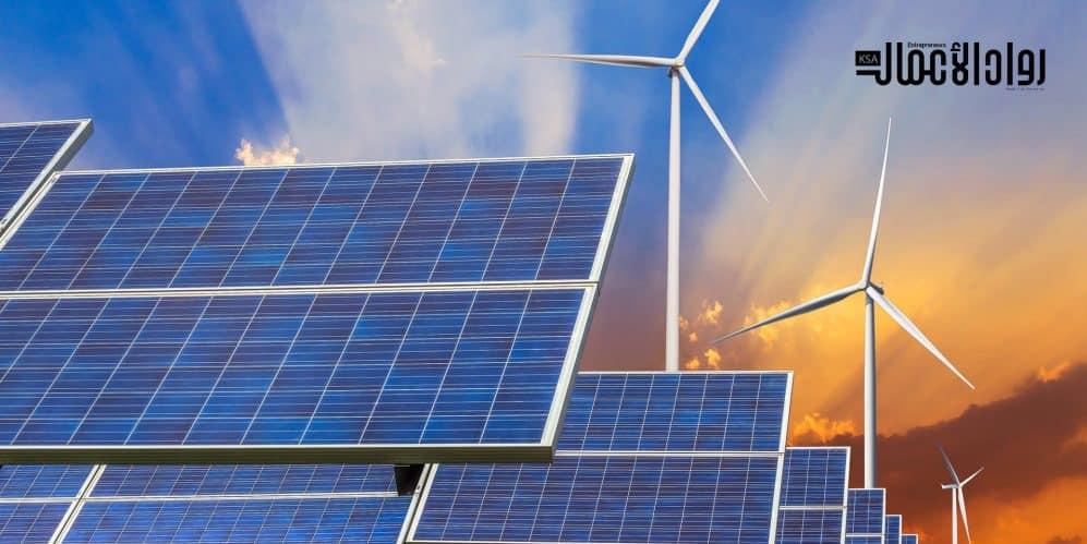 الاستدامة البيئية والطاقة المتجددة في المملكة
