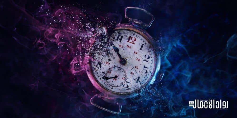 تقسيم الوقت