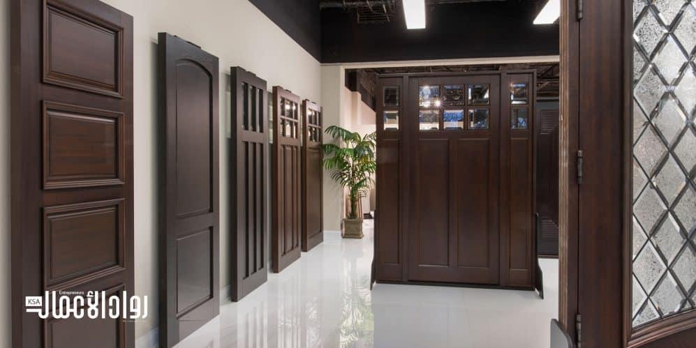 دراسة جدوى مشروع بيع الأبواب الخشبية.. تفاصيل