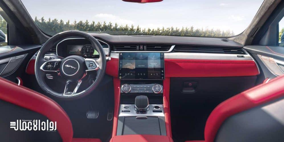 سيارة جاكوار E-Pace 2021
