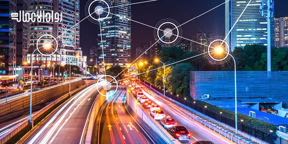 مستقبل المدن الذكية