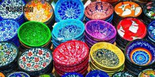 مشروع محل بيع المشغولات اليدوية