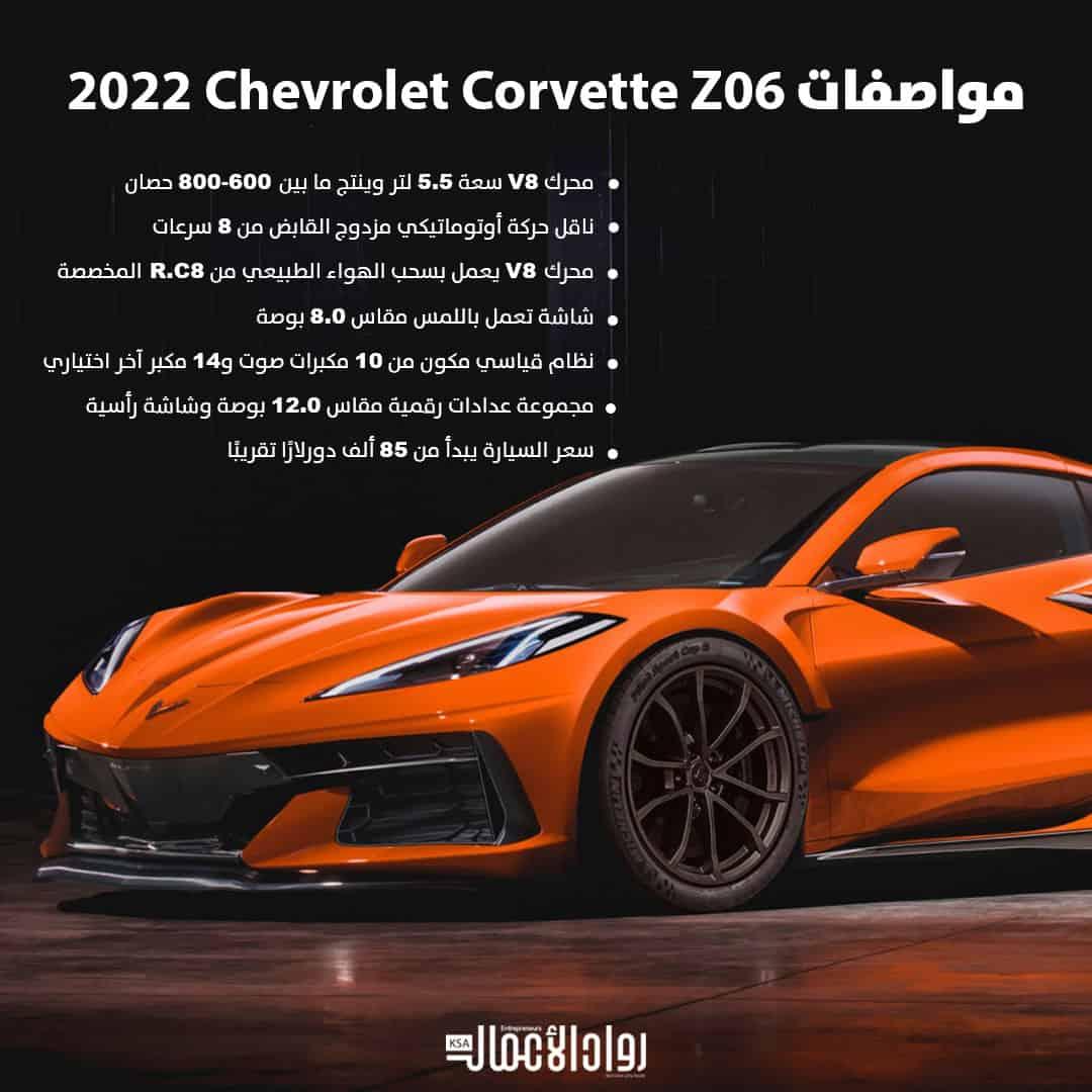 شيفروليه 2022 Corvette Z06