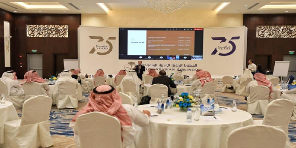المؤسسة العامة للخطوط السعودية
