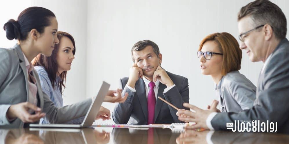 كيف تدير المحادثات الصعبة؟