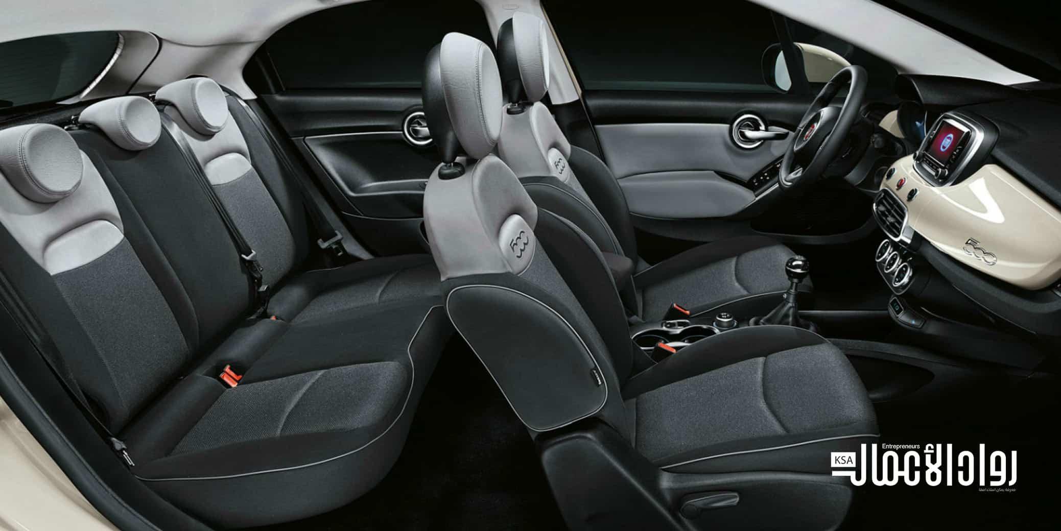 سيارة 2021 Fiat 500X