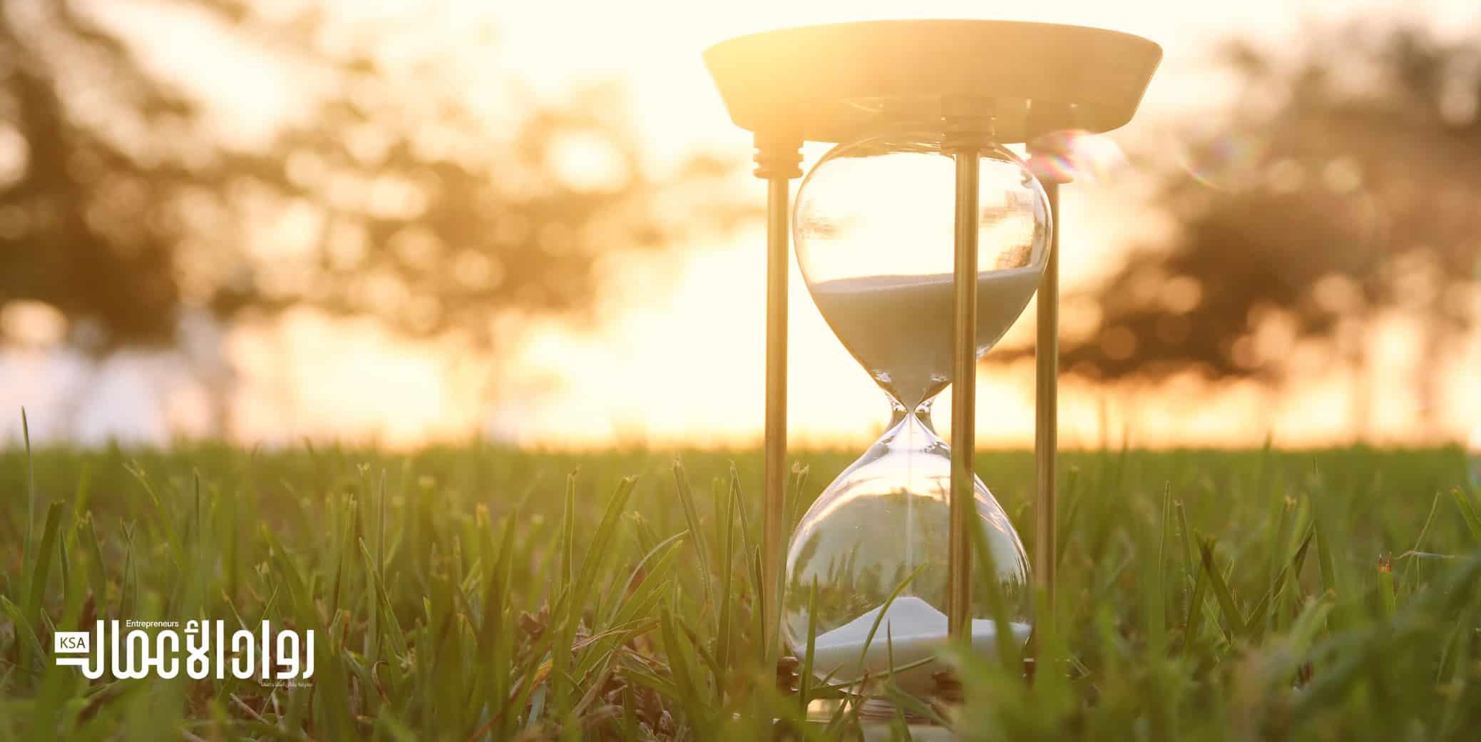 الإفراط في تنظيم الوقت