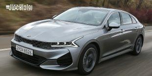 سيارة 2021 K5