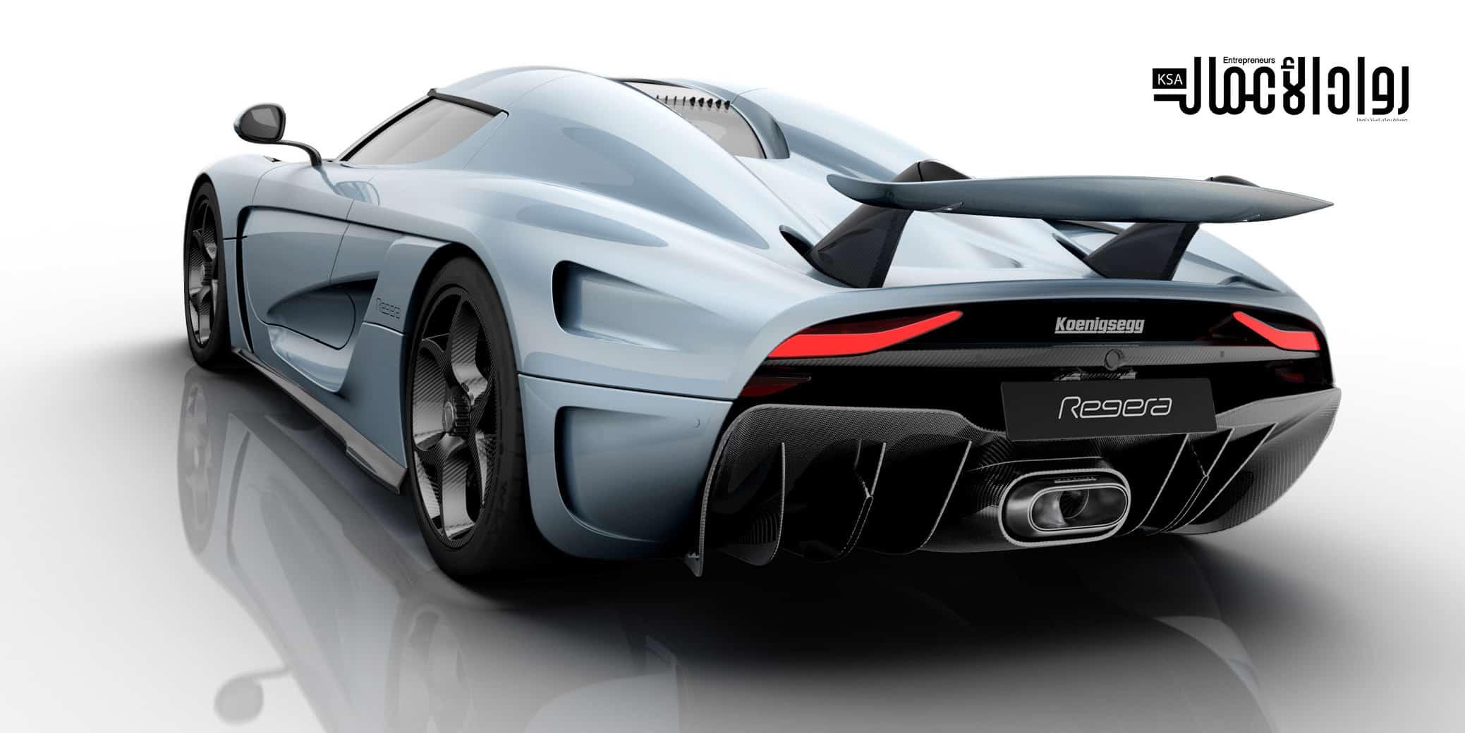 سيارة Koenigsegg Regera