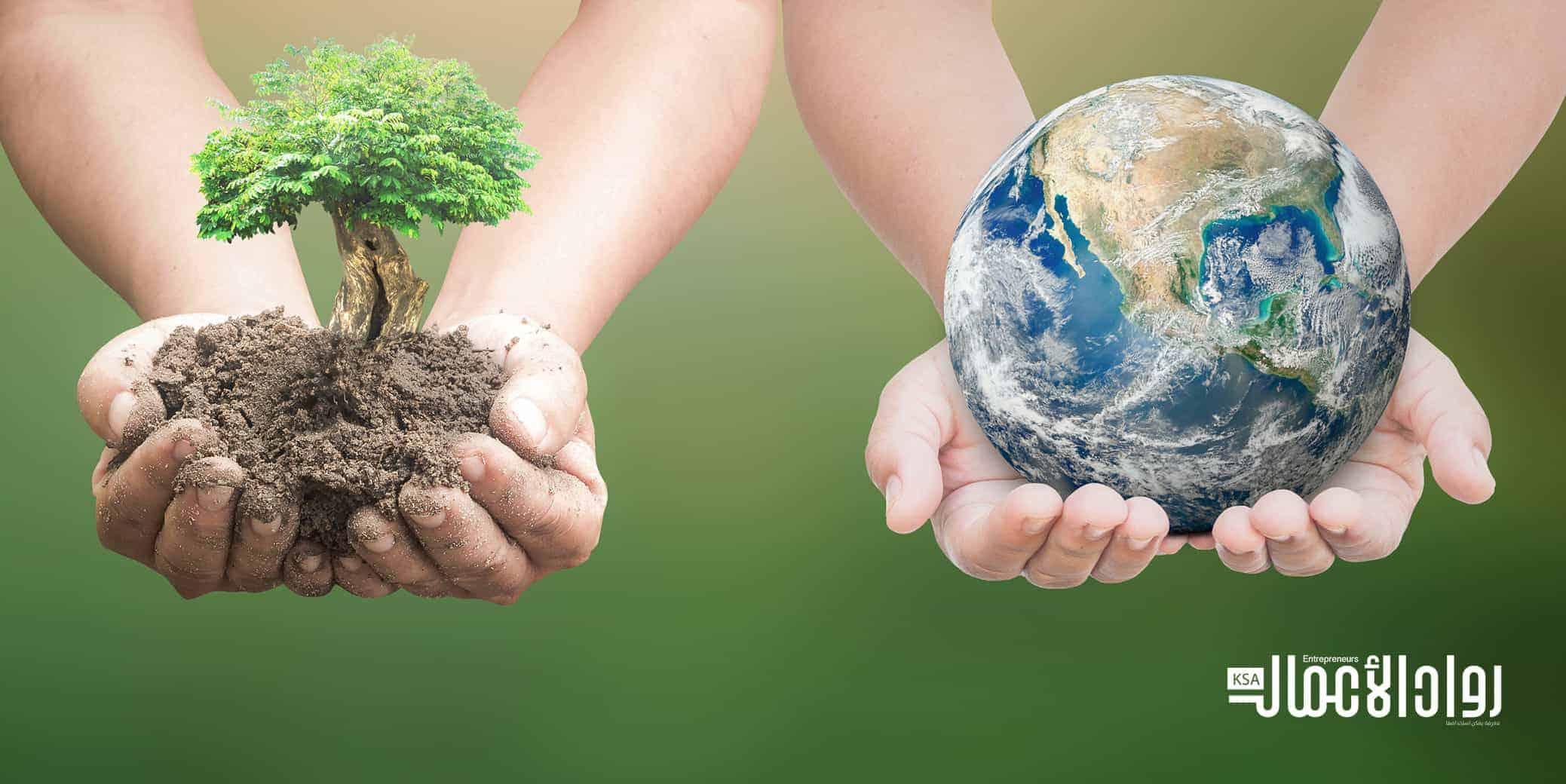 المشروعات الصديقة للبيئة