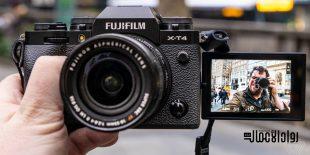 كاميرا Fujifilm X-T4