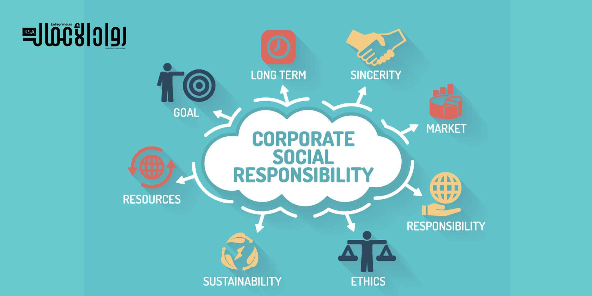 المسؤولية الاجتماعية المهنية