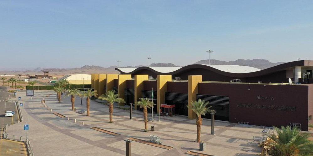 مطار العلا.. نجمة جديدة في سماء الطيران السعودي