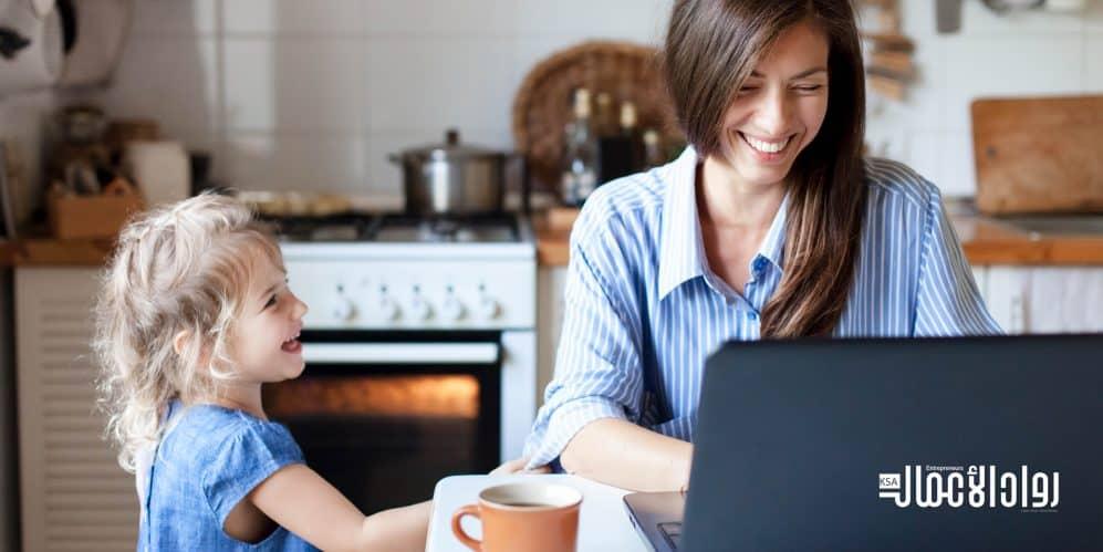 رائدة الأعمال الأم
