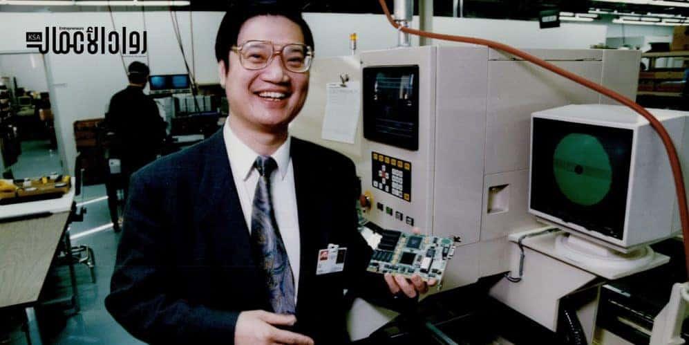 كوك يون هو.. مؤسس ATI التكنولوجية