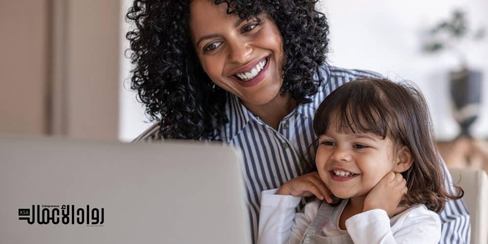 أمومة رائدات الأعمال