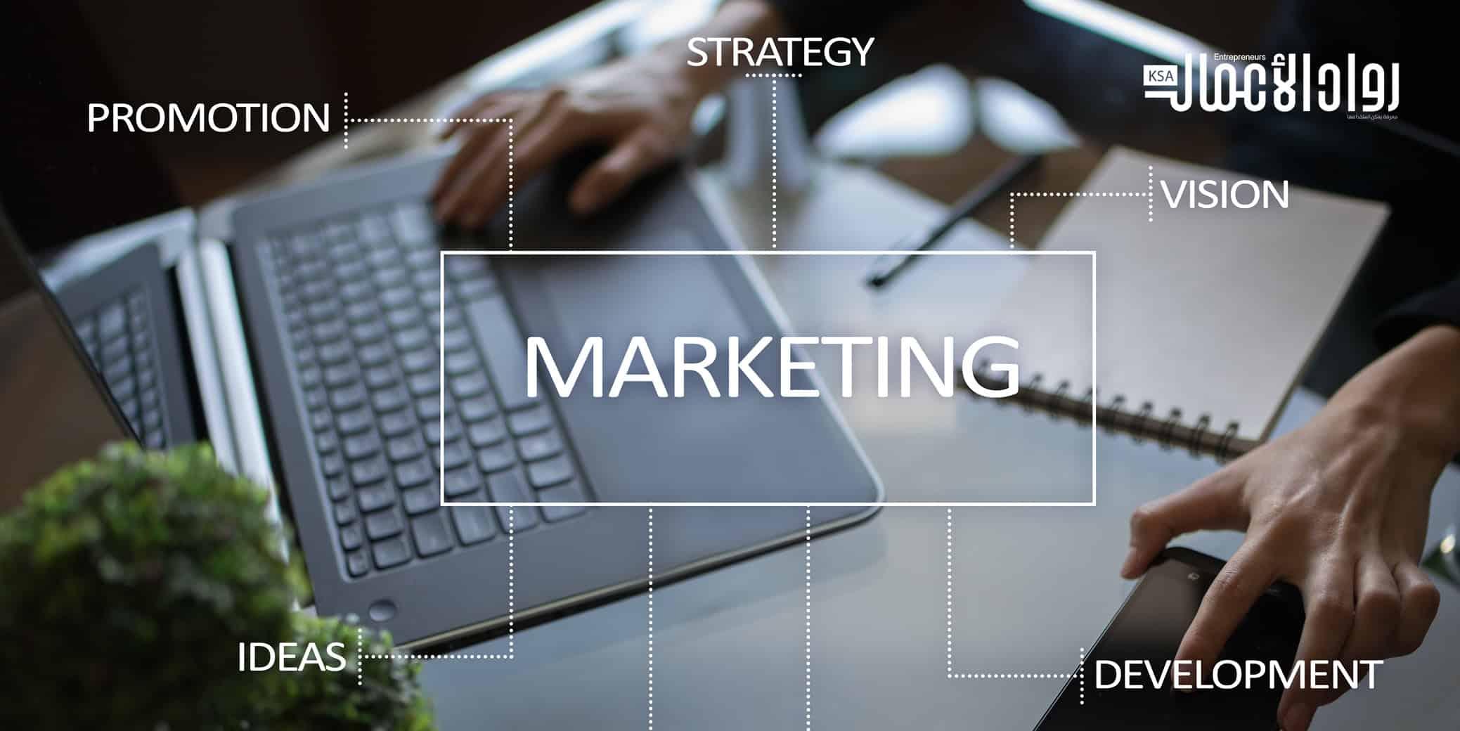 نموذج التسويق الرباعي