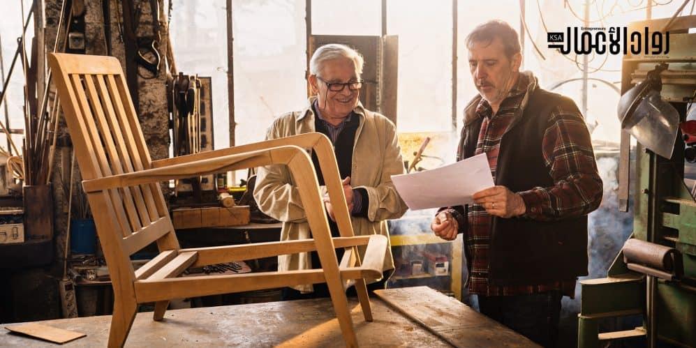 دراسة جدوى مشروع صناعة الأثاث الخشبي.. خطوات الربح المضمون