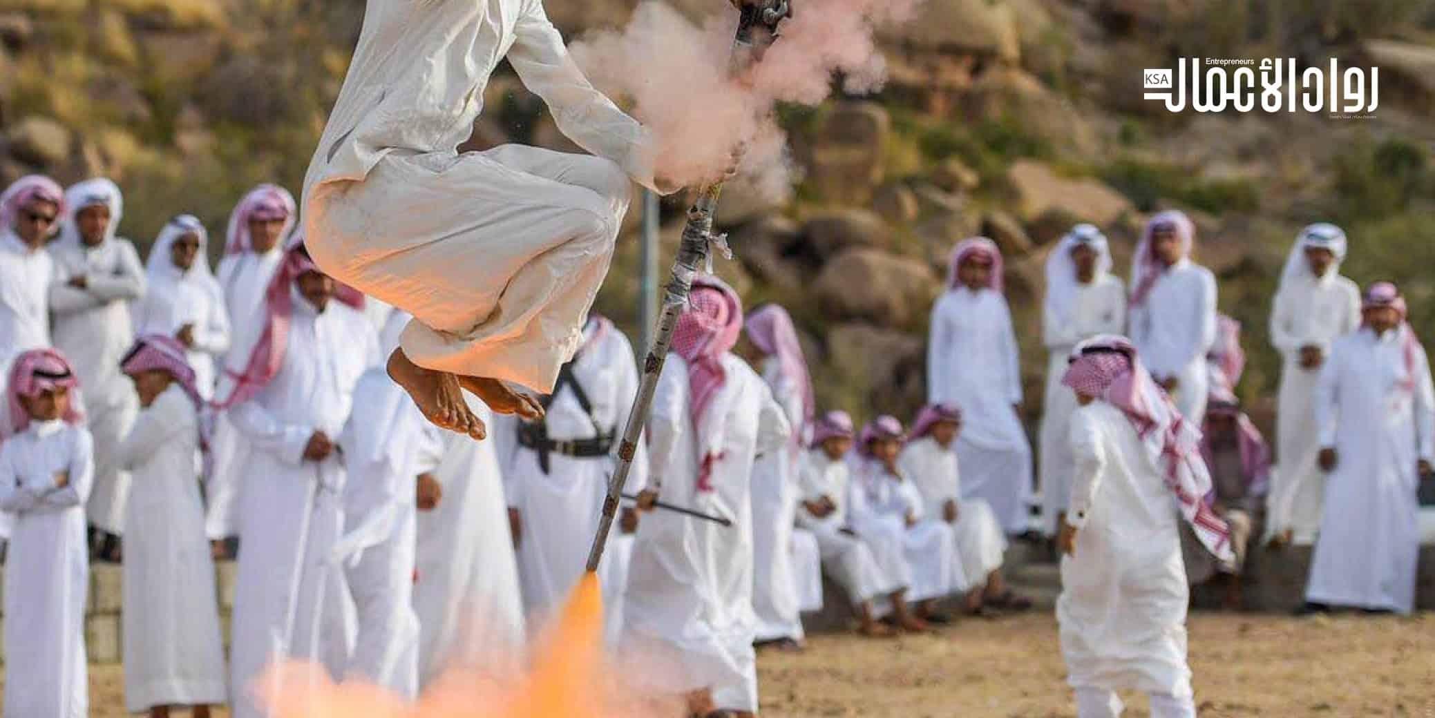 الفن السعودي القديم