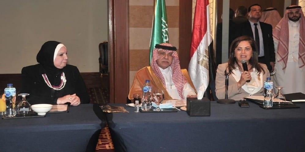 مجتمع الأعمال السعودي المصري